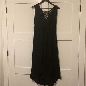 FADED GLORY Maxi black dress 🖤
